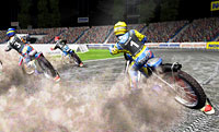 FIM Speedway Grand Prix 4 screen #6
